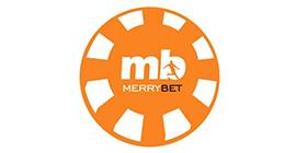 merrybet betting company logo
