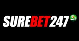 surebet247 betting company logo